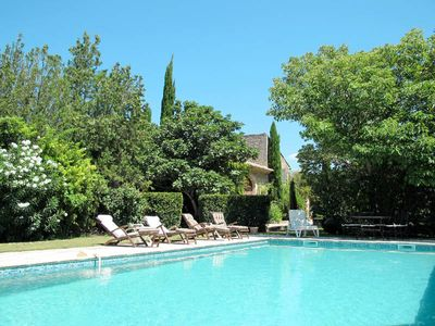 Photo for Vacation home Mas de l'Ombrière  in Cabrieres d'Avignon, Luberon and surroundings - 14 persons, 7 bedrooms