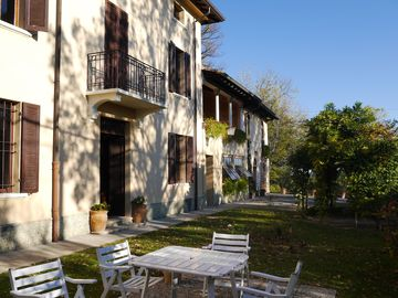 Sala Baganza: Old Mansion with lots of charme. Golf club on site - Sala Baganza