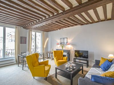 Photo for CHARMING APARTMENT IN THE HYPER CENTER OF CAEN