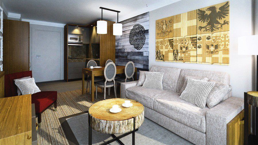 Appart 39 h tel odalys eden suite 4 personnes bourg saint for Appart hotel amsterdam 4 personnes