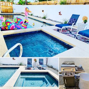Photo for 💥Private pool home * BBQ, Hiking, GOLF, FUN🌵