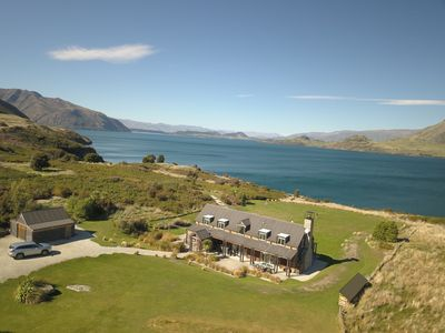 Photo for Buchanan Lodge - Lake Wanaka waterfront luxury