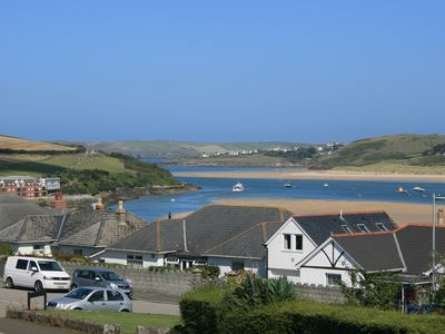 Photo for Padstow Town; 3 Bedroom, Two Bathroom Bungalow With Fabulous Estuary Views