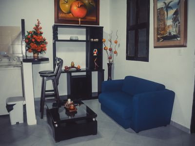 Photo for Cartagena fantastic, old city, air conditioning, wireless, cable TV.