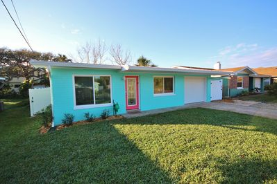 Charming home just blocks from Flagler and the beach.