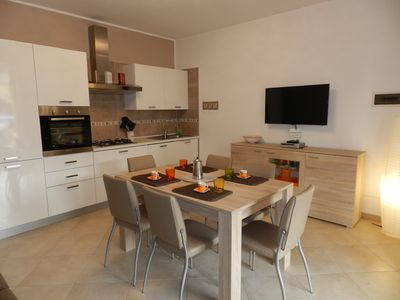 """Photo for SOPHISTICATED APARTMENT """"LELEGANCE"""" IN NEW RESIDENCE WITH POOL, GARDEN"""