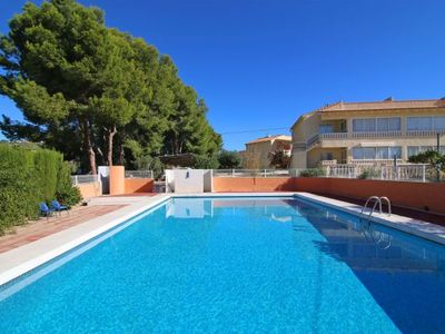 Photo for Casas de Torrat Bungalow, Sleeps 5 with Pool, Air Con and WiFi