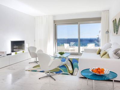 Photo for Panoramic Escape in Playa d'en Bossa, with 4 bedrooms, 8 sleeps