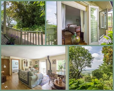 Photo for The Hilltop Hideaway, Stunning Views! Nr Bath (HH)