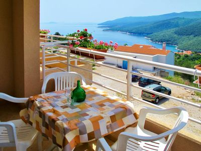 Photo for Apartment Chantal (RAC151) in Rabac - 4 persons, 1 bedrooms