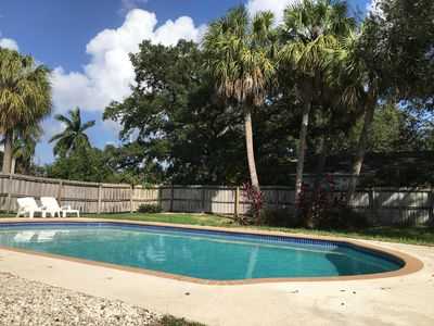 Photo for Beautiful Vacation Home With Private Pool In a Heart of Boca Raton