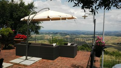 The best views in Tuscany