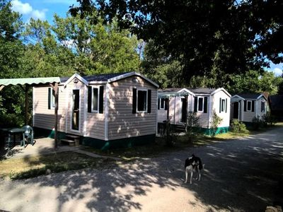 Photo for Camping Regatta *** - Mobile home Family 3 Rooms 4/6 People