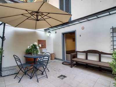 Photo for Apartment in Florence with Internet, Air conditioning (971364)