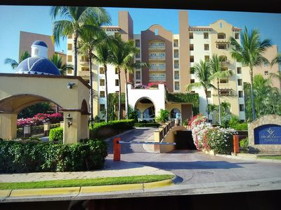 Photo for Villa del Palmar Flamingos resort 2BR Suite