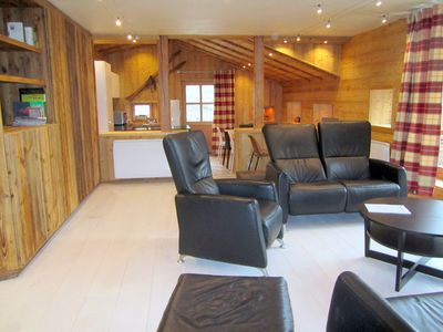 Photo for Terraces, space and comfort 4 * at the cottage Le Pré Catin in Bonneval-sur-Arc