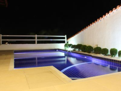 Photo for House Condominium Toca turtle with an area of ​​complete leisure and sea view