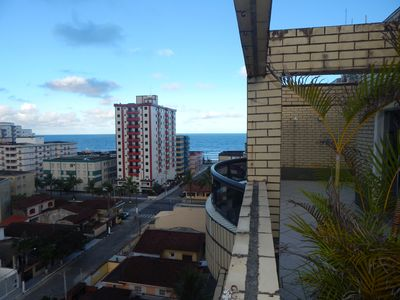 Photo for Duplex Penthouse with Sea View - 12 people - Barbecue and Games Room