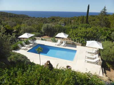 Photo for LUXURY DREAM VILLA ON THE WEST COAST WITH elitist pool and spectacular SEAVIEW