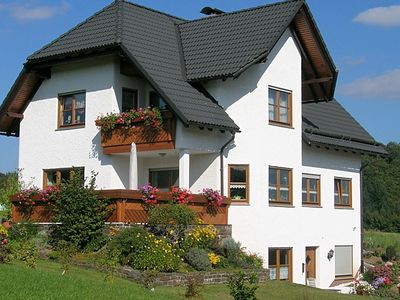 Photo for Cosy, well-maintained apartment in the Sauerland region close to Winterberg and Willingen