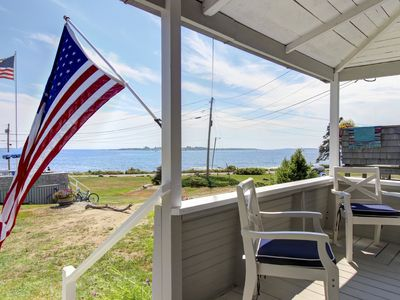 Photo for 4BR Cabin Vacation Rental in East Boothbay, Maine