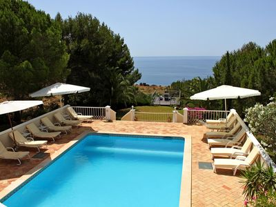 Photo for Top Cliff Villa - Privacy oasis, amazing sea views