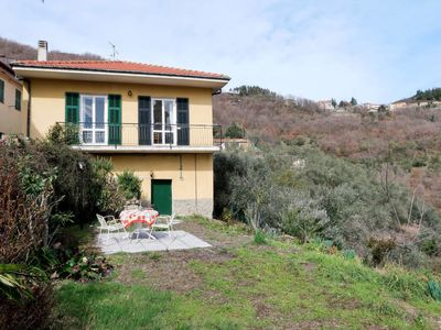 Photo for Vacation home Casa Barba (CSB140) in Colle San Bartolomeo/Cesio/Caravonica - 4 persons, 2 bedrooms