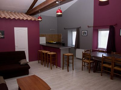Photo for 4BR Cottage Vacation Rental in LES EPESSES