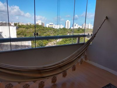Photo for Large apartment in Costa Azul with sea view