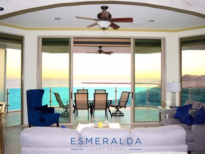 Photo for Esmeralda Luxury Resort - Three Bedroom Condo  801B