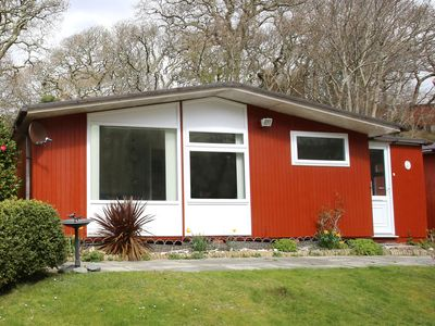 Photo for Chalet 3, Erw Porthor, Happy Valley, near Tywyn , 2 bedrooms, Pet Friendly