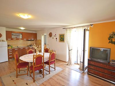 Photo for Vacation home Loreta in Lovinac - 6 persons, 3 bedrooms