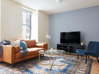 Photo for Smart 1BR in Financial District by Sonder
