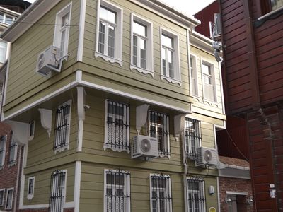Photo for Heart of Istanbul- Very comfortable apartment Navy Style for up to 5 people