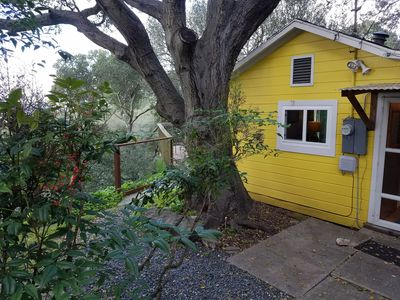 Photo for Serene Bayview cottage, tucked in the hills but close to everything just for you