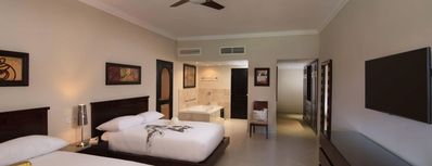 Photo for Beautiful Presidential Suite at Cofresi Beach Puerta Plata (All Inclusive)