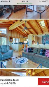 Photo for Panoramic View extremely close to Heavenly Valley Ski Area!