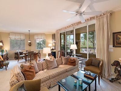Photo for Luxurious Condominium at Naples Ritz Carlton - Tiburon Golf
