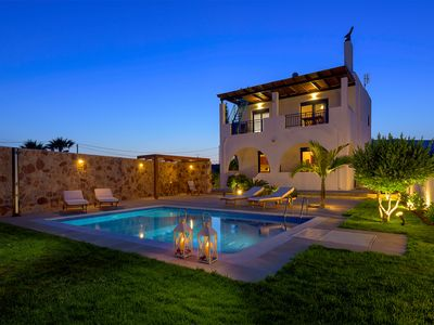 Photo for Villa Deep Blue with private pool