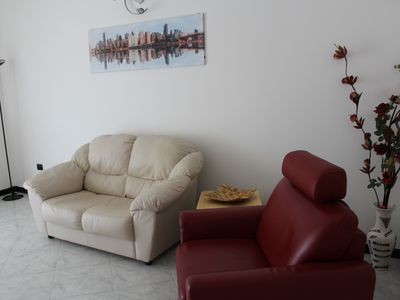 Photo for Angela house. Bright apartament in the center of Castellana Caves