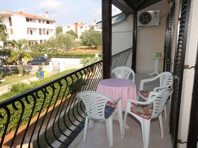 Photo for Two bedroom apartment with balcony Rovinj