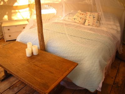 Photo for Dreamcatchers - pair of glamping tents