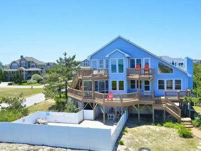 Photo for Oceanfront - Whalehead - Friday Check In