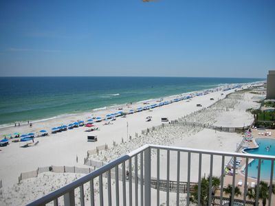 Photo for Westwind 704 Spectacular Views From This Gulf Front Corner Unit