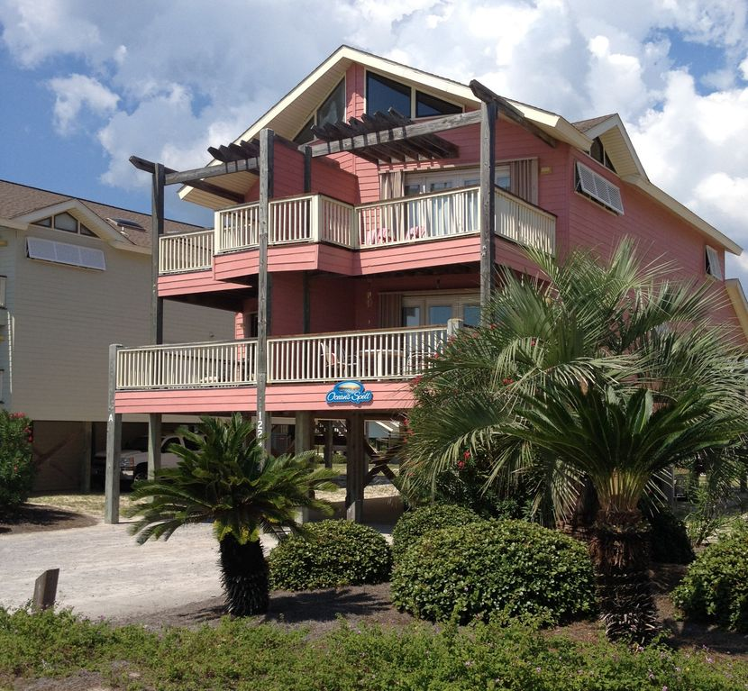 Gulf Shores Beach House Rentals With Pool: Late Summer & Fall Special