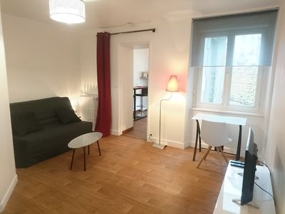 Photo for Nice comfortable studio with private courtyard