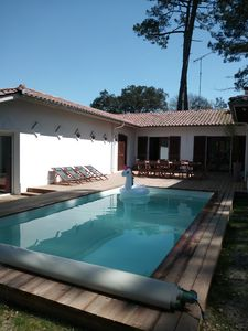 Photo for House / Villa with pool and garden 10 people near Ocean