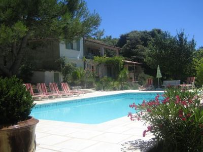 Photo for 6BR Villa Vacation Rental in Gard, Languedoc-Roussillon