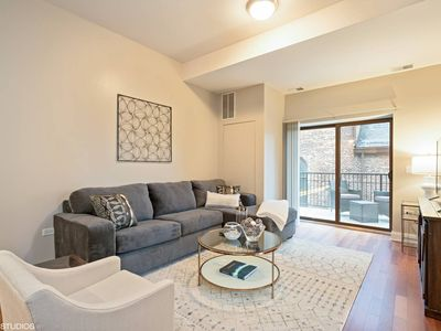 Photo for South Loop 2BR Apt Near McCormick by Domio