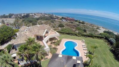 Photo for Holiday house Marbella for 12 persons with 6 bedrooms - Holiday house